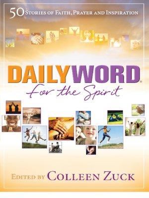 cover image of DAILYWORD for the Spirit
